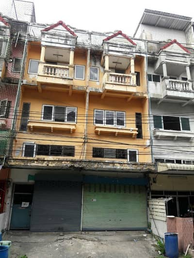 22 Bedroom Home for Rent in Nong Khaem, Bangkok - Dormitory for rent, size 22 rooms at Sripet Village