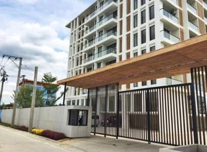 1 Bedroom Condo for Sale in Bang Sao Thong, Samutprakan - Condo for sale, Light stage project (near Abac bang-na), furniture, appliances, complete, available at the lowest price with tenants