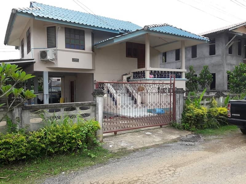 Cheap land for sale next to Phrae Ram Hospital