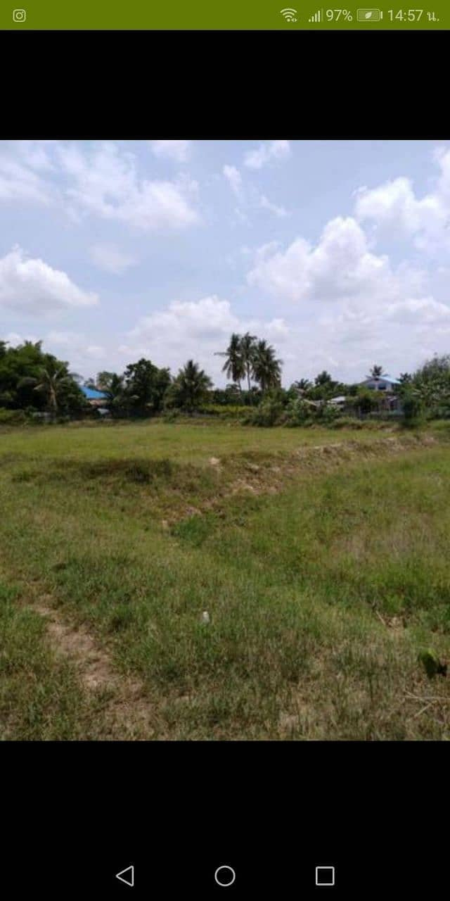 1.79 square meters of land, the owner sells by himself, is allocated