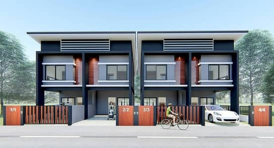 Twin townhome for sale.