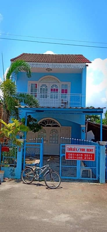 House for rent in Phuket town