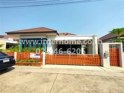 3 Bedroom Home for Sale in Ban Bueng, Chonburi - 1-storey detached house, The Premio Lake Hill Village, Ban Bueng District, Chonburi Province