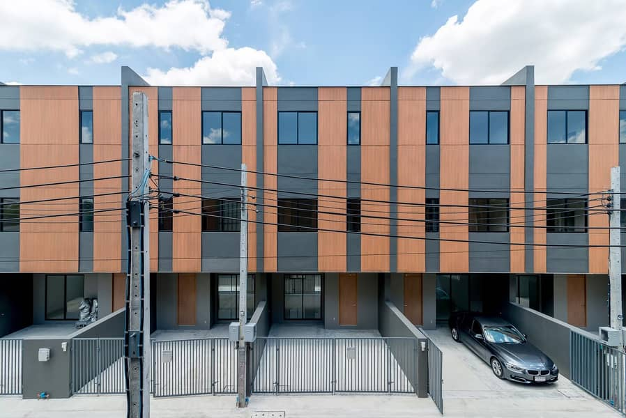 3-storey townhome, The Tierra Ladprao 71 (The Tierra Ladprao 71), the last