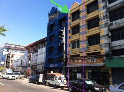 Commercial Building for Sale in Mueang Chiang Mai, Chiangmai - 1 block for sale