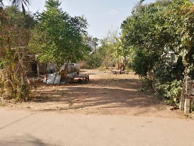 Land for Sale in Sida, Nakhonratchasima - House for sale with land on Mittraphap Road, near the PTT Sanitation pump and a statue of Luang Pho To Largest in Thailand, 1 job, 65 square wa