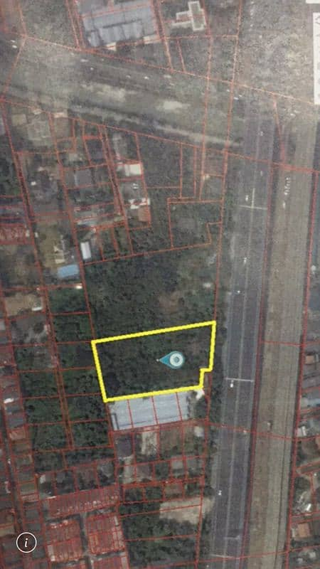 Land for sale near Bang Sue Central Station