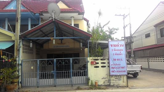 2 Bedroom Townhouse for Rent in Mueang Chon Buri, Chonburi - Townhouse for rent near Amata Nakorn