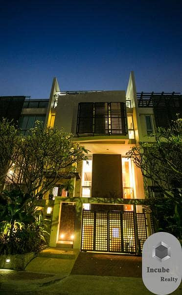Townhouse for Sale in Yan Nawa, Bangkok - P27CR1912012 Sell The Lofts Stahorn 4 beds 35 mb
