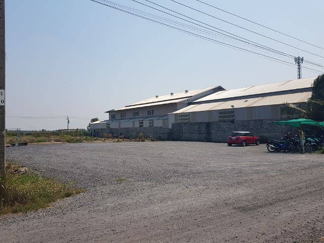 Land for rent 1,000 sqm.