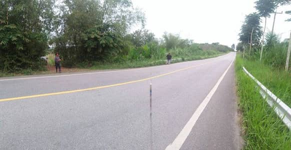 Land for Sale in Wang Chan, Rayong - Land next to 3471 road next to canal
