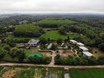 8 Bedroom Apartment for Sale in Phu Phiang, Nan - House for sale with land and buildings that are very beautiful.