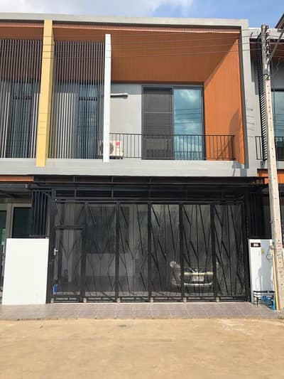 3 Bedroom Townhouse for Sale in Hat Yai, Songkhla - 2 storey townhome for sale
