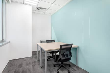 Office for Rent in Watthana, Bangkok - All-inclusive access to professional office space for 1 person in Regus Bhiraj Tower