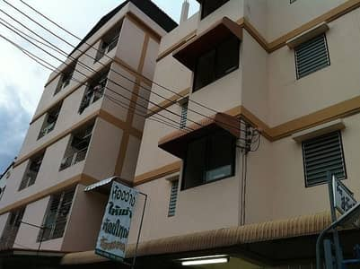 21 Bedroom Apartment for Rent in Din Daeng, Bangkok - Apartments for rent behind the New Chamber of Commerce University for rent at reasonable prices With furniture, air conditioner, internet