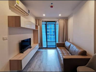 1 Bedroom Condo for Rent in Bangkok Noi, Bangkok - Condo for rent, IDEO MOBI, Charan -Interchange. On Charansanitwong Road, close to 3 lines, 15000 per month, new room, good corner