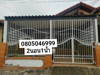 2 Bedroom Townhouse for Rent in Bang Lamung, Chonburi - hire