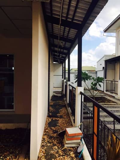3 Bedroom Townhouse for Rent in Lam Luk Ka, Pathumthani - Townhouse for rent behind the corner of I Leaf Town, Lam Luk Ka Khlong 3, beautiful extension, ready to move in