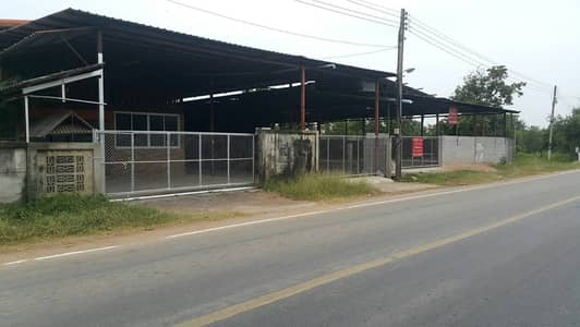 2 Bedroom Commercial Space for Sale in Mueang Khon Kaen, Khonkaen - House for sale with warehouse 193 square wah, Baan Nong Takai, Sawatee Subdistrict, Mueang District, Khon Kaen Province