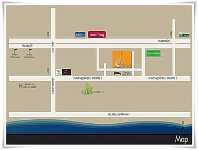 Condo for rent, CKC Rayong