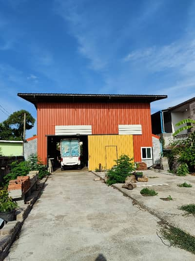 Factory for Rent in Mueang Songkhla, Songkhla - Warehouse with land for rent