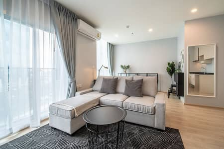1 Bedroom Condo for Rent in Huai Khwang, Bangkok - Condo for rent: Noble Revolve Ratchada 2 size 1PLUS