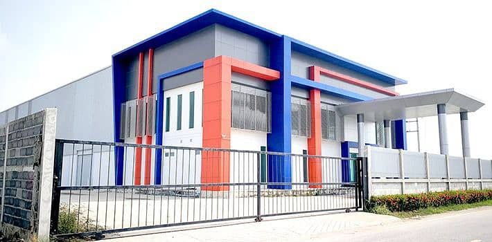 OSD1F0019 factory sale, ready to use. Outside the industrial estate Km 19 Bangna-Market