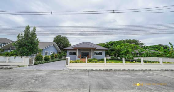 3 Bedroom Home for Sale in San Sai, Chiangmai - CK0418 Single-Storey House for sale. Takes only 10-15 minutes to reach the city. 3 bedrooms and 3 bathrooms, 133 sq. wa.