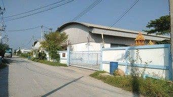 Factory for sale, warehouse sales in Khlong Yong Subdistrict, Phutthamonthon