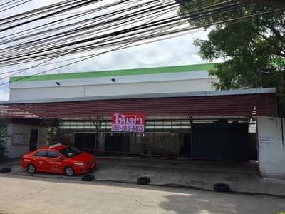 Land for Rent in Min Buri, Bangkok - Beautiful land for rent. Hathairat Soi 1 Behind the Big C There is a lot of parking.