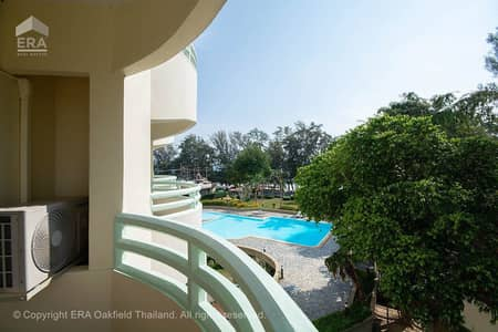 Nice decorated condo Facilities in the beach front project 93714