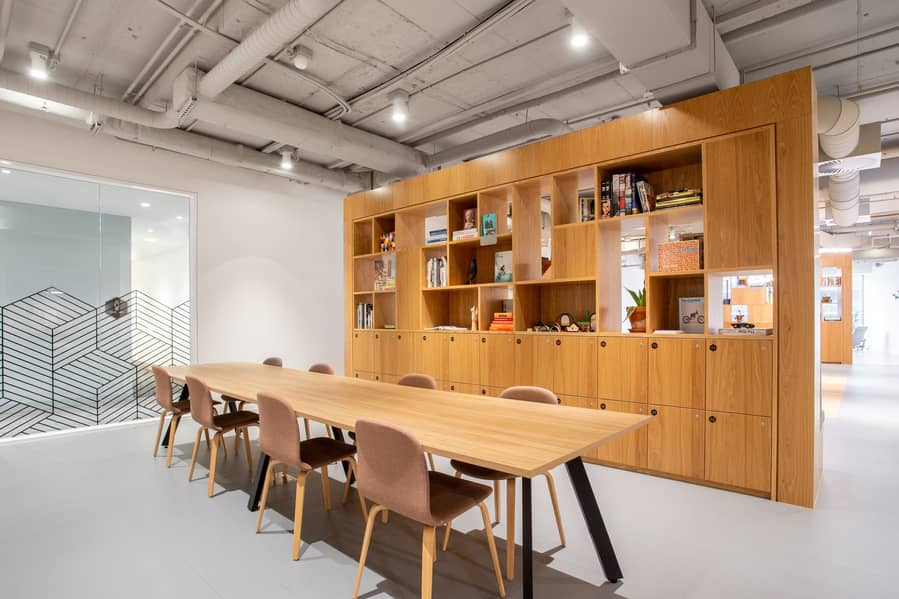 Beautifully designed office space for 5 persons in Spaces Phahon 19