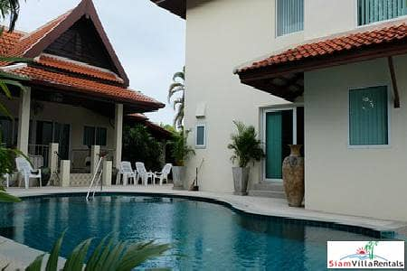 5 Bedroom Home for Rent in Mueang Phuket, Phuket - Beautiful Five Bedroom Resort-Like House for Rent in Rawai