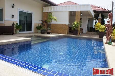 5 Bedroom Home for Sale in Mueang Phuket, Phuket - Sun Palm Village   Five Bedroom House with Pool in Gated Chalong Community