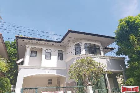 4 Bedroom Home for Sale in Suan Luang, Bangkok - Lalin Greenville | Large Two Storey Four Bedroom House with Private Yard in Ban Thap Chang