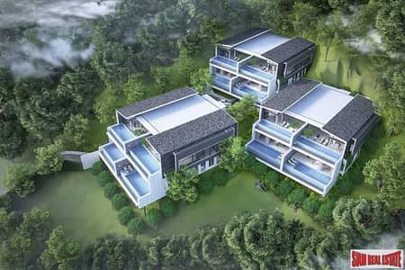 4 Bedroom Condo for Sale in Kathu, Phuket - Private Sea View Condo Development with Four Bedrooms and Private Pool in Kamala
