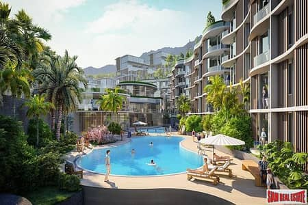 2 Bedroom Condo for Sale in Kathu, Phuket - Two Bedroom New Condotel Project Just Minutes from Kamala Beach
