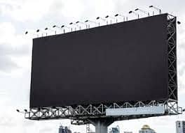 Selling a large billboard area of 11 signs, many places with land leases.