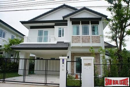 3 Bedroom Home for Sale in Mueang Phuket, Phuket - Land & House 88   New Three Bedroom Furnished Home for Sale in Chalong