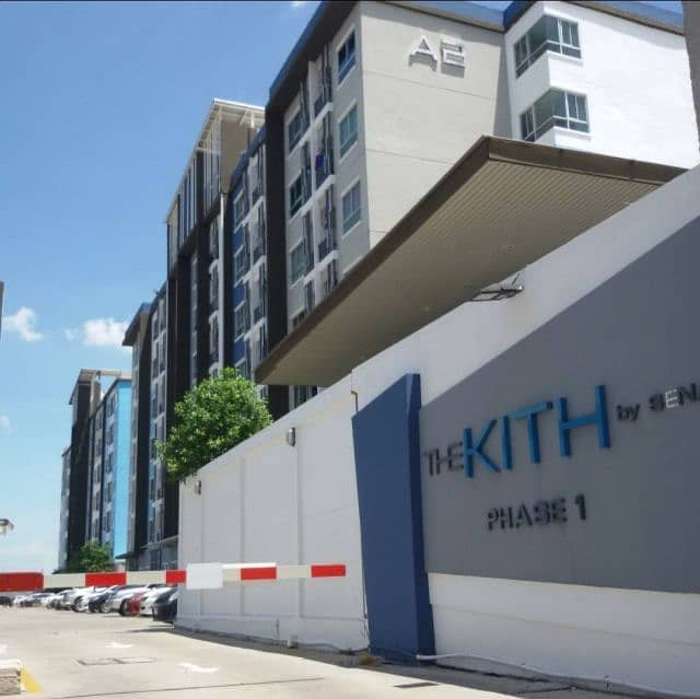 Condo for rent by owner, The Kith, Lamlukka Klong 2