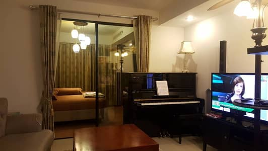 1 Bedroom Condo for Sale in Bang Kho Laem, Bangkok - Cheap sale Supalai Casa Riva building 2 with furniture for sale price 2.69 million baht