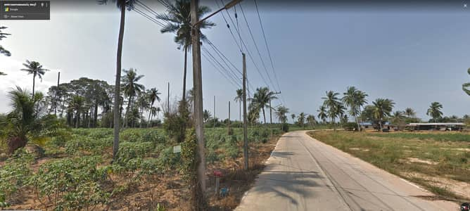 Land for Rent in Si Racha, Chonburi - Land for rent Cheap price, area near the new intersection Near the Laem Chabang Sahapat network motorway
