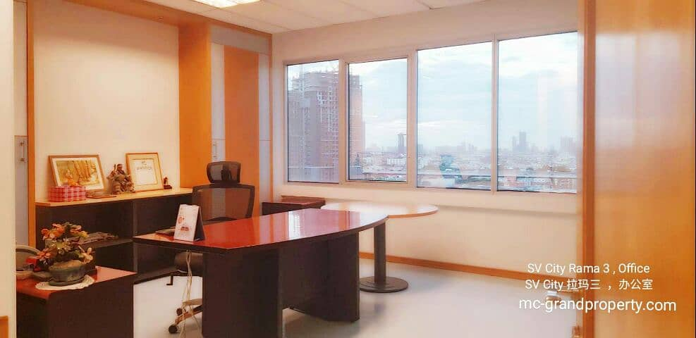 Office for Sale at SV City Rama 3, Office for Sale at SV City Rama 3