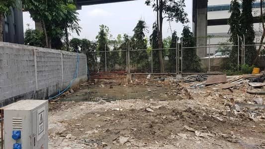 Land for Sale in Phra Khanong, Bangkok - Land for sale 243 sq m. In Soi Sukhumvit 62-64 near BTS Bang Chak and Punnawithi And the first step of expressway