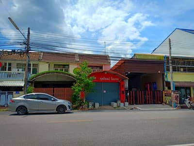 2 Bedroom Townhouse for Sale in Sadao, Songkhla - 2 storey townhouse for sale near Khlong Ngae Municipality
