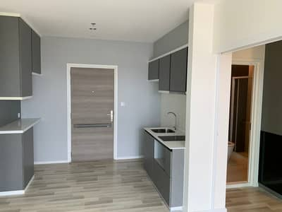 1 Bedroom Condo for Sale in Bang Kho Laem, Bangkok - The Key Sathorn - Charoen Rat, price only 3.65 million, sold cheaper than the project, near BTS Surasak, only 6 minutes, good view, nice new room. Never existed