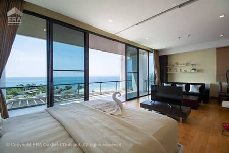 Condo with wide balcony, sea view, beach front, beautiful, quiet 93704
