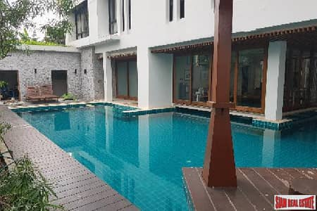 8 Bedroom Home for Sale in Huai Khwang, Bangkok - Resort in Town II   Super Luxury Private Estate Over 2,000 square metre Compound in the Heart of Bangkok, Asoke
