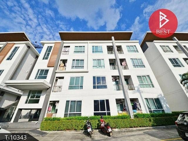 Sale 1.39 million only Plus furniture, can carry the bag, Smart Condo Watcharaphon, 1 bedroom, 1 bath, 1 living room, great price Good view room, not in a hurry, quick, beautiful, arranged permanent