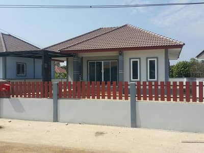 3 Bedroom Home for Sale in Phanom Sarakham, Chachoengsao - House project in the city of Phanom Sarakham district